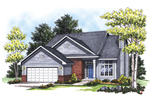 Compact Ranch Style Home