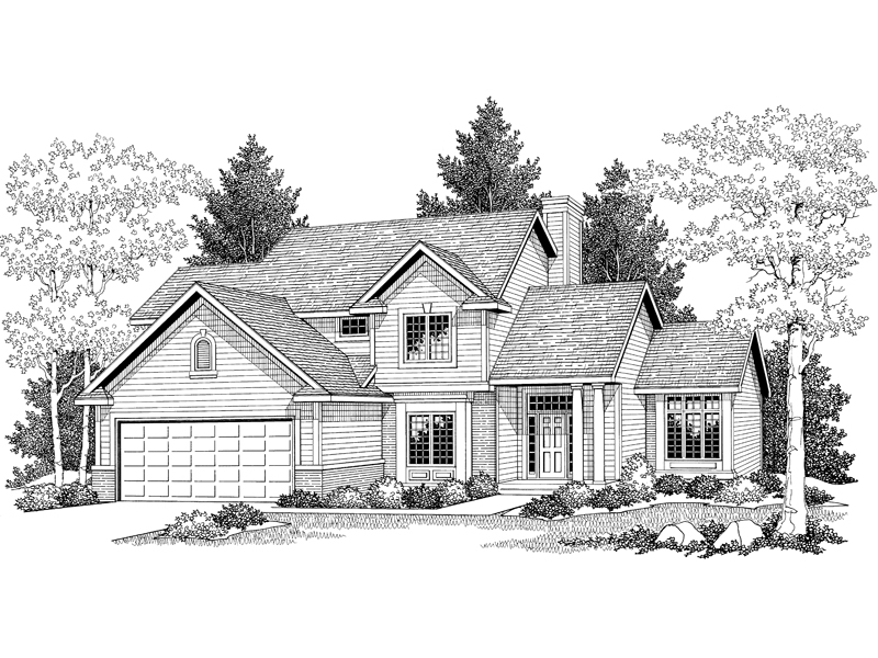 Charming Two-Story Home