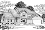 Beautiful Two-Story For Family Living
