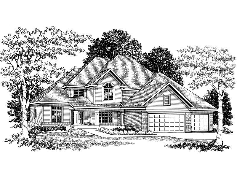 Radiant Two-Story Design