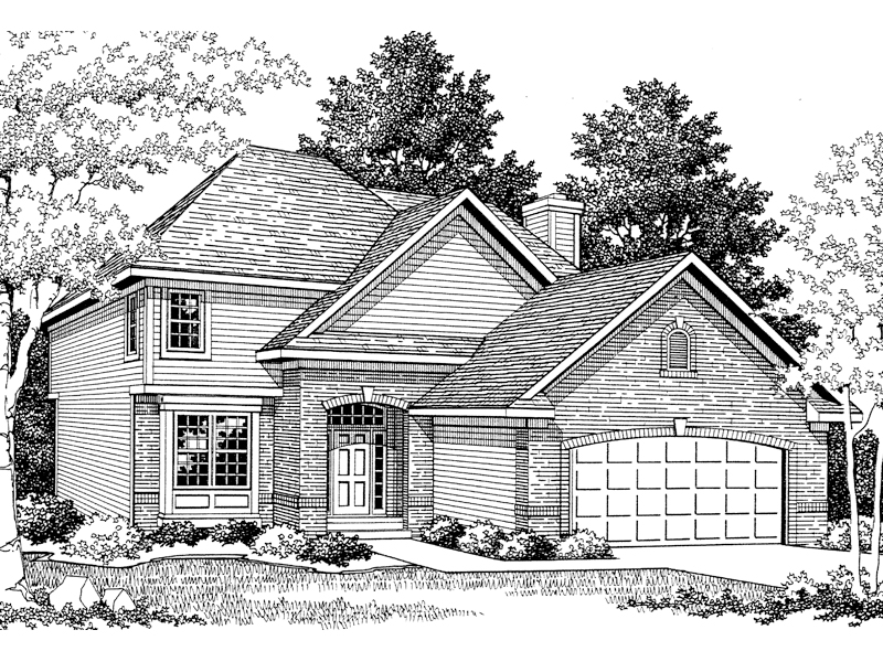 Lovely Two-Story Home