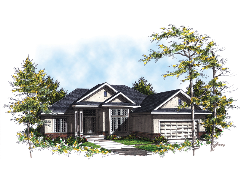 Trista southern ranch home plan 051d 0174 house plans for Southern home and ranch