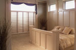 Ranch House Plan Bedroom Photo 01 - 051D-0187 | House Plans and More