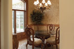 Tudor House Plan Dining Room Photo 01 - 051D-0187 | House Plans and More