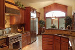 Tudor House Plan Kitchen Photo 01 - 051D-0187 | House Plans and More