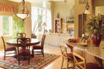 Tudor House Plan Dining Room Photo 03 - 051D-0188 | House Plans and More
