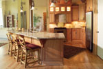 Shingle House Plan Kitchen Photo 01 - 051D-0188 | House Plans and More