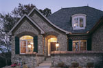 European House Plan Front Photo 01 - 051D-0189 | House Plans and More