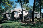 Luxury Stone And Brick European Style Manor Home