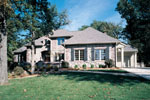 Traditional House Plan Front Photo 01 - 051D-0190 | House Plans and More