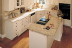 Traditional House Plan Kitchen Photo 01 - 051D-0190 | House Plans and More