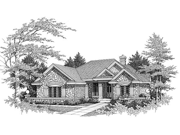 Riverside farm rustic home plan 051d 0197 house plans for Riverside house plans
