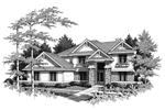 Ornate Greek Revival Design With Prairie Impressions