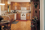 Traditional House Plan Kitchen Photo 01 - 051D-0238 | House Plans and More
