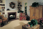 Country House Plan Living Room Photo 01 - 051D-0246 | House Plans and More