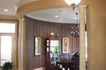 Arts and Crafts House Plan Dining Room Photo 01 - 051D-0258 | House Plans and More