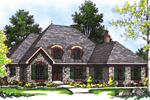 Stone Outfits This European Inspired Ranch House