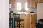 Shingle House Plan Kitchen Photo 01 - 051D-0439 | House Plans and More