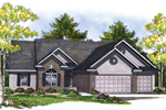Ranch Style Home With Functional Three-Car Garage
