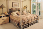 Prairie Style Floor Plan Bedroom Photo 01 - 051D-0541 | House Plans and More