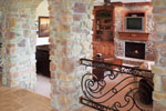 Spanish House Plan Fireplace Photo 02 - 051D-0544 | House Plans and More