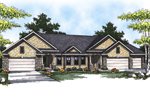 Craftsman Style Multi-Family Home