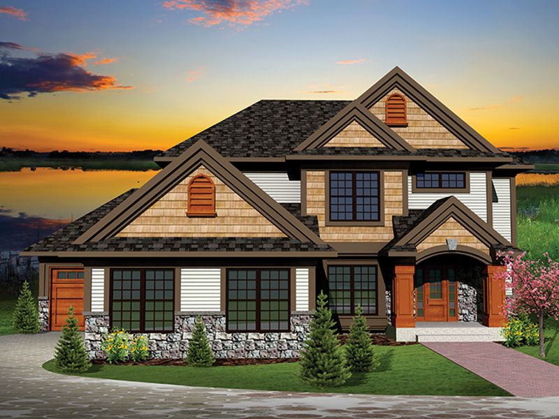 Sims Floor Elevation Cheat : Humbolt shingle style home plan d house plans