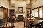 Rustic Home Plan Great Room Photo 01 - 051D-0669 | House Plans and More