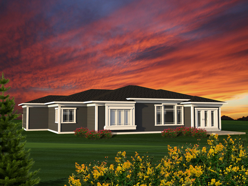 Patti Creek Prairie Style Home Plan 051d 0789 House Plans And More