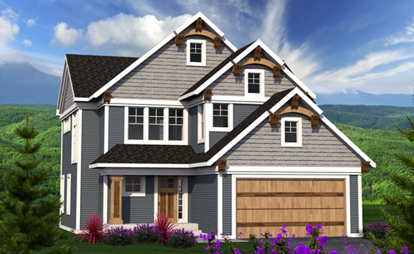 Haley Craftsman Farmhouse Plan 051D 0802 House Plans and