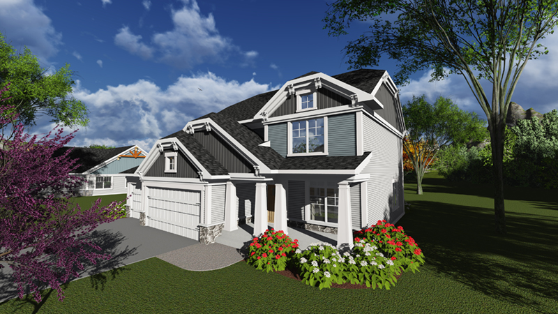 Bowers Craftsman Home Plan 051D-0838 | House Plans and More