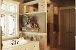 European House Plan Bathroom Photo 01 - 051S-0007 | House Plans and More