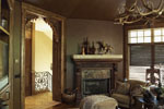 Victorian House Plan Family Room Photo 01 - 051S-0007 | House Plans and More