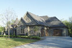 European House Plan Front Photo 01 - 051S-0007 | House Plans and More