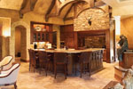 European House Plan Kitchen Photo 01 - 051S-0007 | House Plans and More