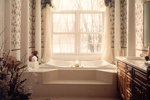Southern House Plan Master Bathroom Photo 01 - 051S-0010 | House Plans and More