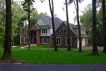 European House Plan Front Photo 01 - 051S-0011 | House Plans and More