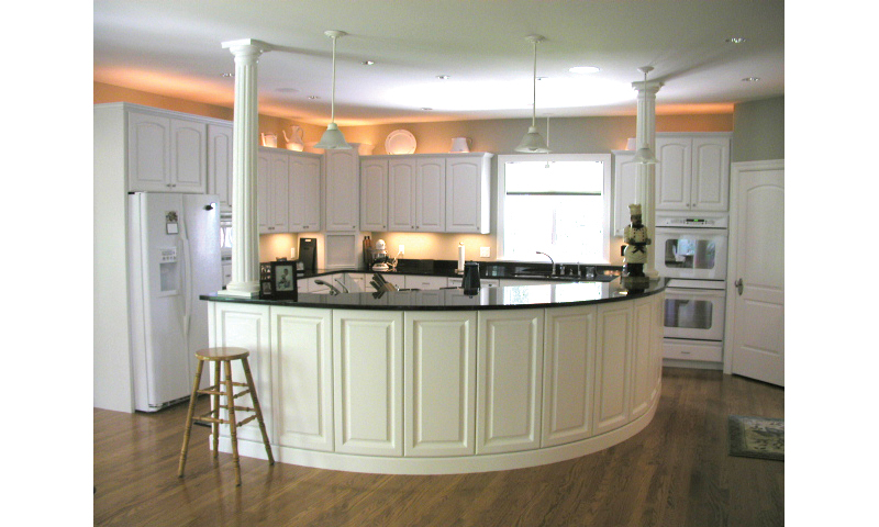 European House Plan Kitchen Photo 01 - 051S-0011 | House Plans and More