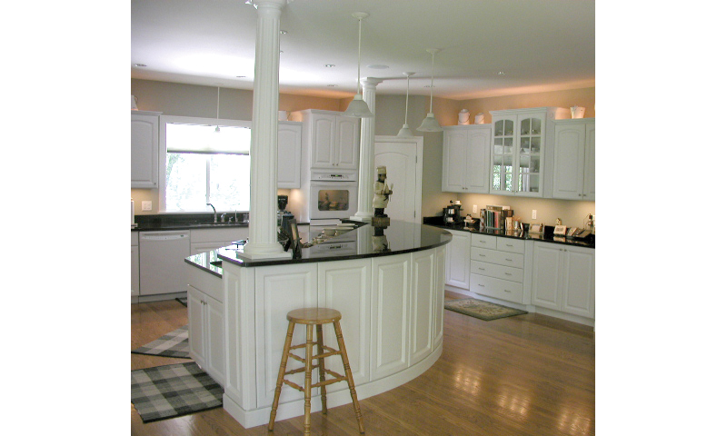 European House Plan Kitchen Photo 02 - 051S-0011 | House Plans and More