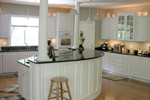 Traditional House Plan Kitchen Photo 02 - 051S-0011 | House Plans and More