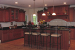 European House Plan Kitchen Photo 03 - 051S-0011 | House Plans and More