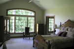 European House Plan Master Bedroom Photo 01 - 051S-0011 | House Plans and More