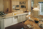 European House Plan Kitchen Photo 01 - 051S-0015 | House Plans and More