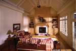 Traditional House Plan Family Room Photo 01 - 051S-0018 | House Plans and More