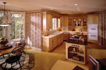 Plantation House Plan Kitchen Photo 01 - 051S-0018 | House Plans and More