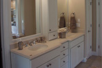 Neoclassical Home Plan Master Bathroom Photo 02 - 051S-0021 | House Plans and More