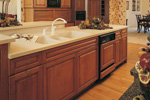 Traditional House Plan Kitchen Photo 01 - 051S-0023 | House Plans and More