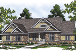 Shingle Siding And Stone Create Great Craftsman Style