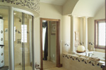 Sunbelt Home Plan Bathroom Photo 01 - 051S-0053 | House Plans and More