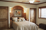 Adobe and Southwestern Plan Bedroom Photo 01 - 051S-0053 | House Plans and More